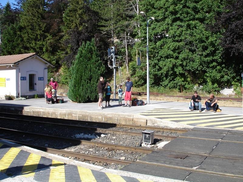 Gare de la Bastide : ambiance