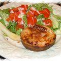 Pie jambon gruyère