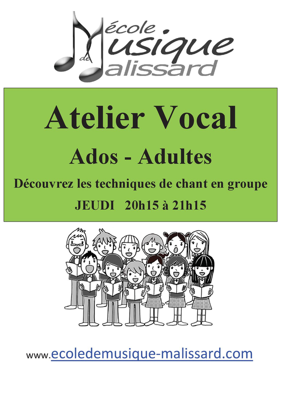 Affiche chant-atelier vocal 2018