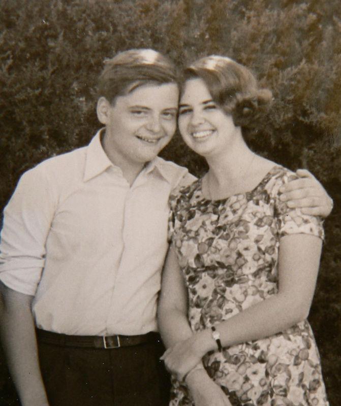 1965 : première rencontre !