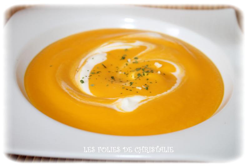 Velouté de carottes 7