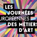 Journées européennes des métiers d'art 27, 28 et 29 mars 2015
