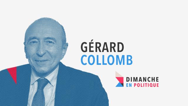 DIMANCHE EN POLITIQUE SUR FRANCE 3 N°26 : GERARD COLLOMB