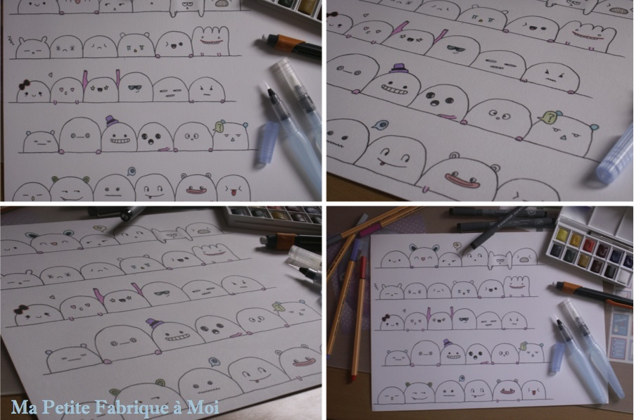 30 petites expressions mignonnes !