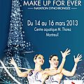 Open make up forever