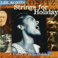 Lee Konitz - 1996 - Strings For Holiday (Enja)