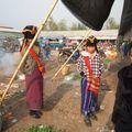 Au marché de Mouang Sing