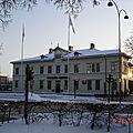 Autour de la gare de Västerås