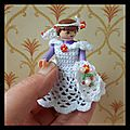 Playmobil pour the serial crocheteuses n° 126