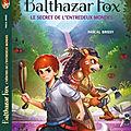 Brissy,pascal - balthazar fox -2 le secret de l'entredeux mondes