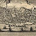 New amsterdam 1672 / lisbonne 1598