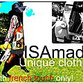 ISAmade Unique clothes with