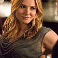Kristen Bell as Veronica Mars Veronica Mars movie