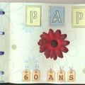 Album pour les 60 ans de Papa