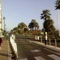 L'avenue des pyrénées avec mamie au premier plan