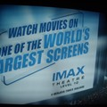 The is a an Imax theatre inside Times Square (3€)