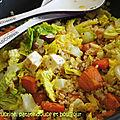 0325 Salade de sucrine, patate douce et boulgour 2