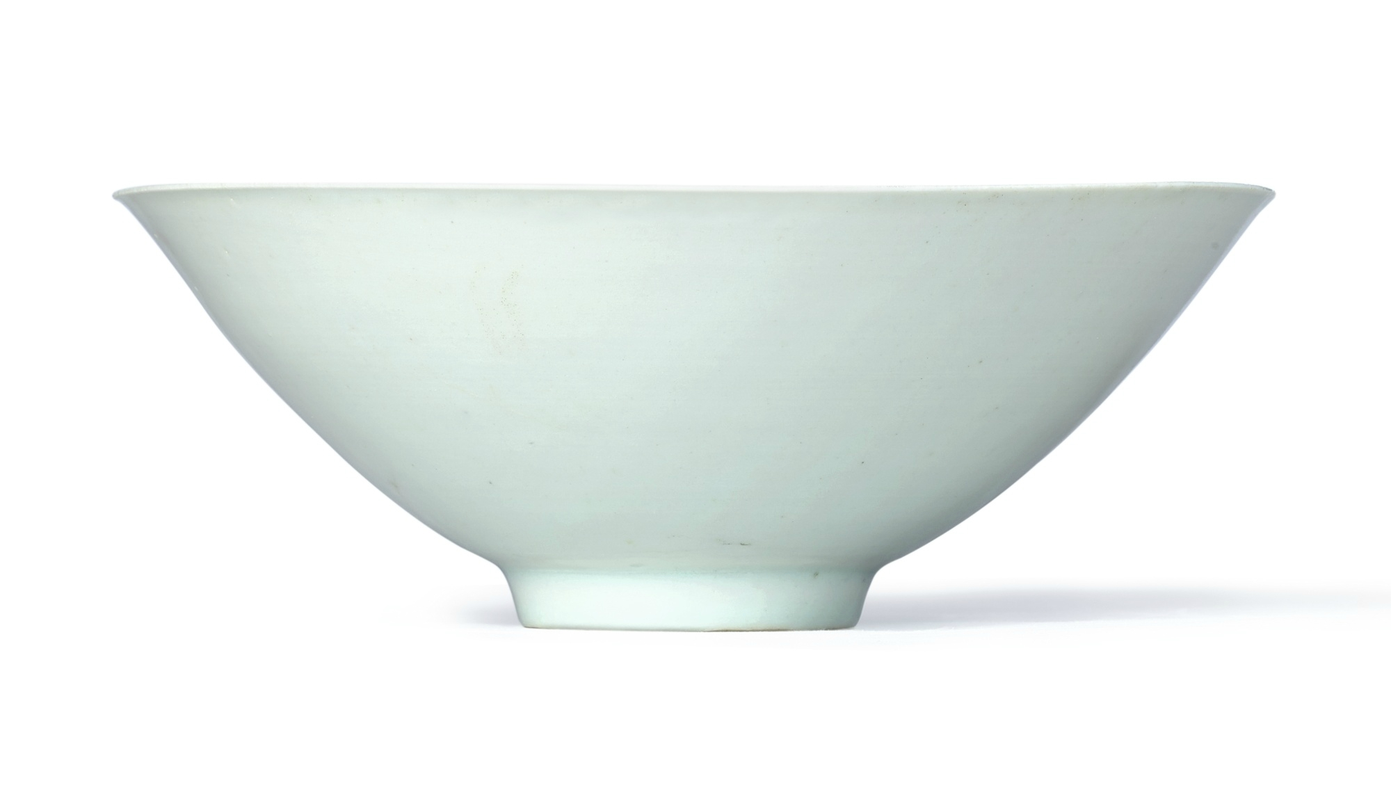 A finely carved Qingbai 'Boys' bowl, Southern Song dynasty (1127-1279)