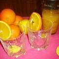 Rhum à l'orange