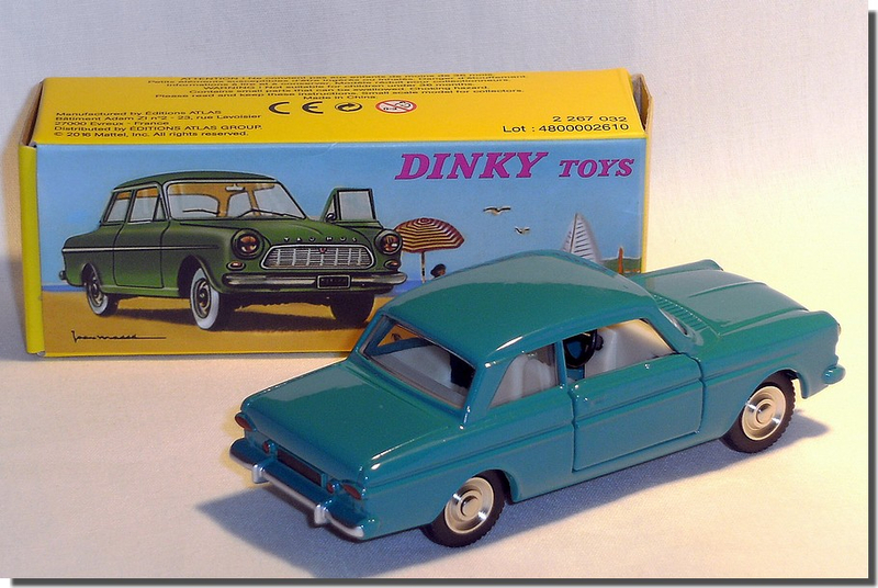 Dinky Atlas Ford Taunus 12M A 2