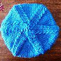 Tricot : kit bonnet, mes créations tricot facile