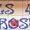 Les 4 roses