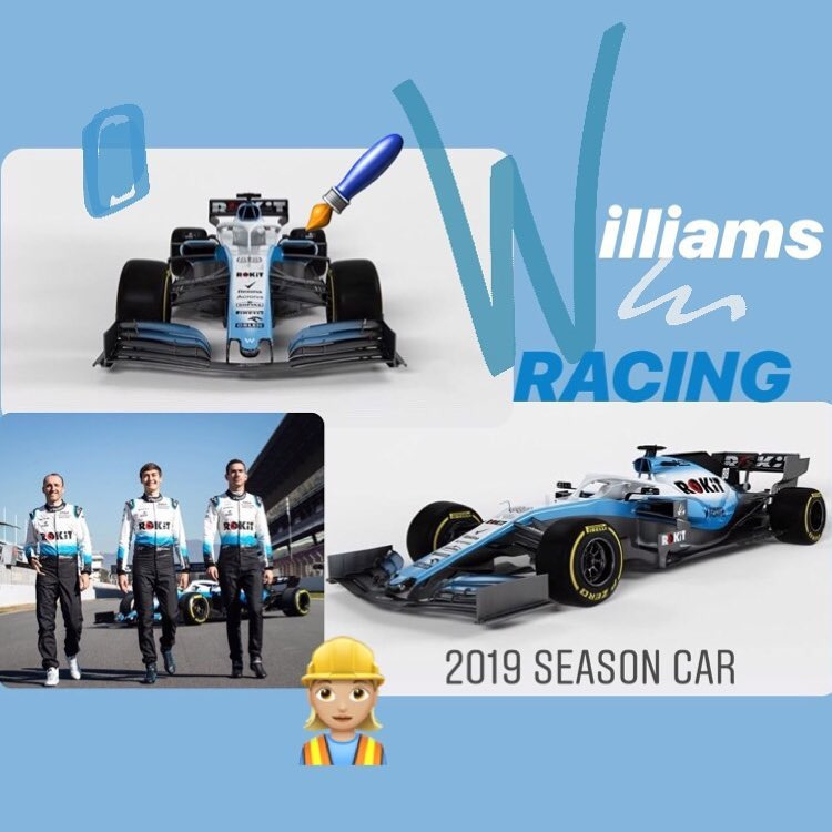 NICOLAS LATIFI WILLIAMS RACING