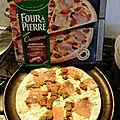 Test produit...une pizza