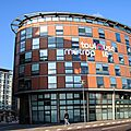 Immeuble ovale de Toulouse Métropole
