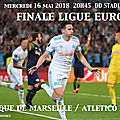 Olympique marseille ~ atletico madrid
