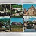 Chateauneuf sur Charente datée 2004