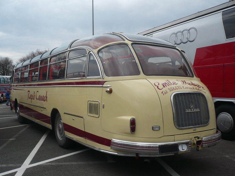 SETRA S11 Emile Weber Rapid Canach 1959 Speyer (2)