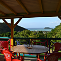 Habitation Pineau : Location gite Soleil couchant