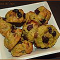 cookies roquefort noix et cranberries1