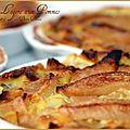 Clafoutis légers aux pommes
