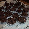 Rose des sables chocolat/caramel