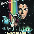 Moonwalker, the coloring book, 1989