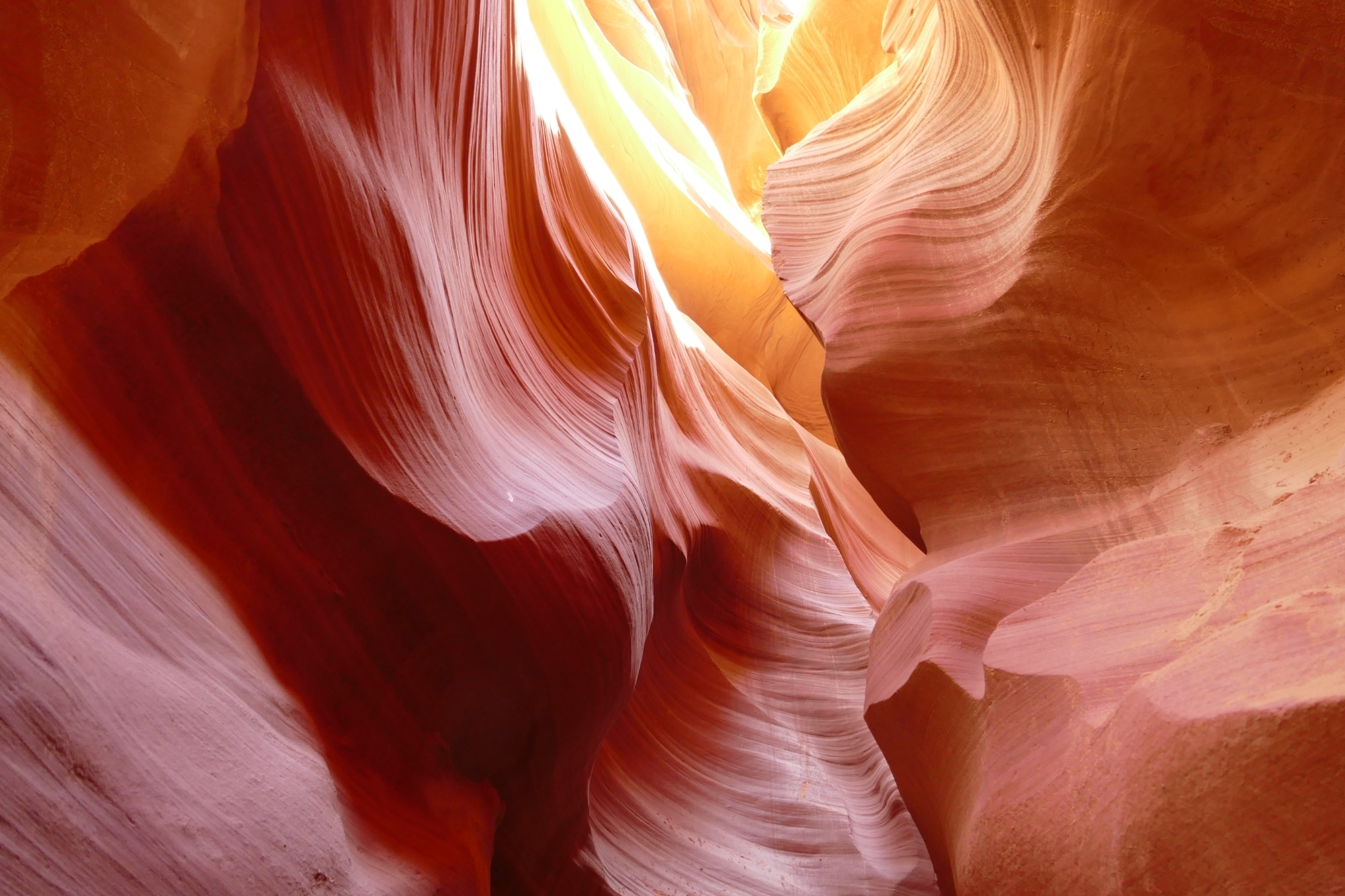 17 juillet 2018 - Antelope Lower Canyon