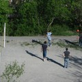partie de volley