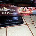 Pate a pizza croustipate