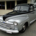 Ford fordor custom 1946-1947