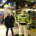 At Hamley's (me)