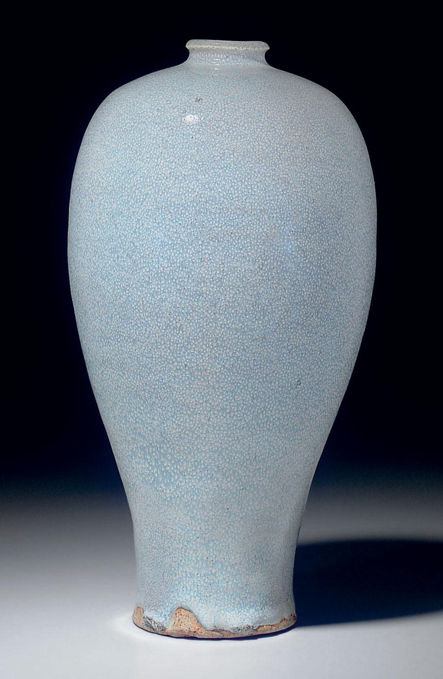 A rare Junyaomeiping, Yuan dynasty (1279-1368)