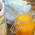 Confiture ou marmelade d'oranges