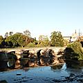 Belle surprise, grâce au blog : histoire du pont...