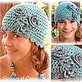 Bonnets crochets