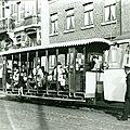tram verviers spa 1949
