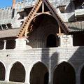 Guimaraes-cour intérieure