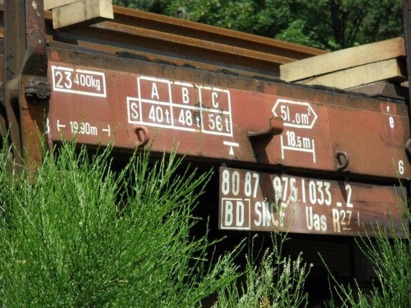 Détails ferroviaires...