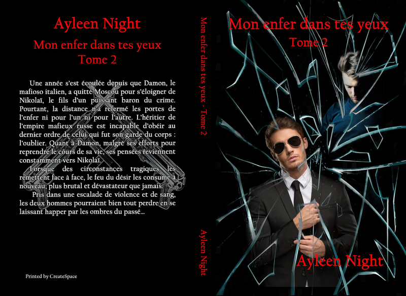 Mon enfer dans tes yeux tome 2 (Ayleen Night)